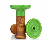 Чаша Oblako Phunnel Glaze Top (Облако)  Kiwi Green M