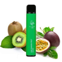 Elf Bar 1500 Kiwi Passion Fruit Guava (Киви Маракуйя Гуава) 50мг - Одноразовая Pod система Эльф Бар