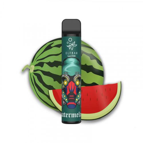 Elf Bar Lux 1500 Watermelon (Арбуз) 50мг - Одноразовая Pod система Эльф Бар