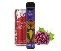 Elf Bar Lux 1500 R.Bull Grapes (Энергетик Виноград) 50мг - Одноразовая Pod система Эльф Бар