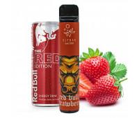 Elf Bar Lux 1500 R.Bull Strawberry (Энергетик Клубника) 50мг - Одноразовая Pod система Эльф Бар