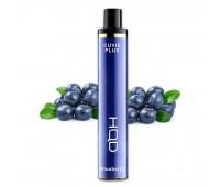 Электронная сигарета HQD Cuvie Plus - Blueberry (Черника) 1200/20 мг (2%)