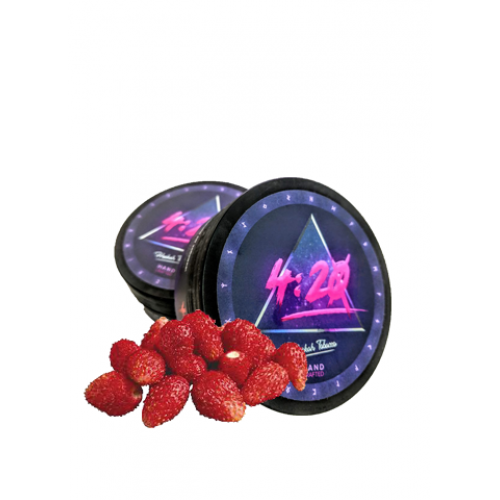 Табак 4:20 Wildberry (Земляника) 100 гр.