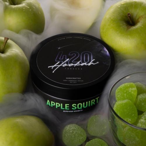 Табак 4:20 Apple Squirt (Яблочная Конфета) 25 гр.