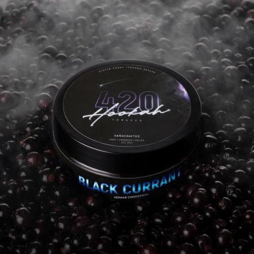 Табак 4:20 Black Currant (Черная Смородина) 25 гр.
