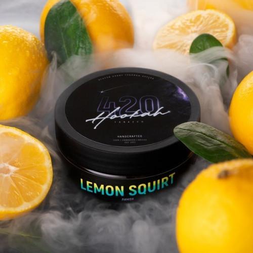 Табак 4:20 Lemon Squirt (Лимон Конфета) 25 гр.