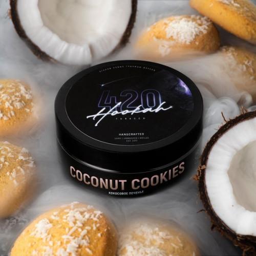 Тютюн 4:20 Coconut Cookies (Кокос Печиво) 100гр.