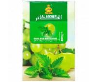 Табак для кальяна Al Fakher Grape with Mint №38 (Виноград с Мятой, 50 г)