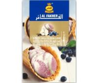 Тютюн для кальяну Al Fakher Blueberry Vanilla Ice Cream №73 (Чорнично-ванільне морозиво, 50 г)