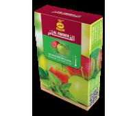Табак для кальяна Al Fakher Two Apple with Mint №37 (Два Яблока с Мятой, 50 г)