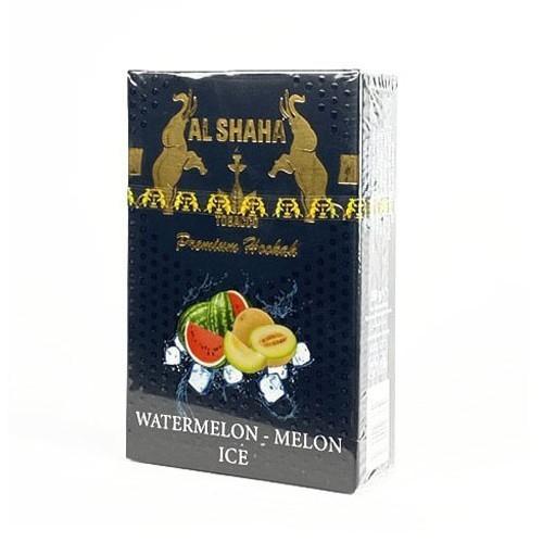 Табак Al Shaha Ice Watermelon Melon (Лед Арбуз Дыня) 50 грамм