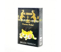 Табак Al Shaha Brazil Vanilla (Банан Гуава Ваниль) 50 грамм