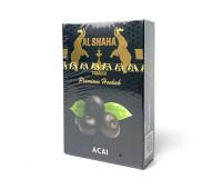 Табак Al Shaha Acai (Асаи) 50 грамм