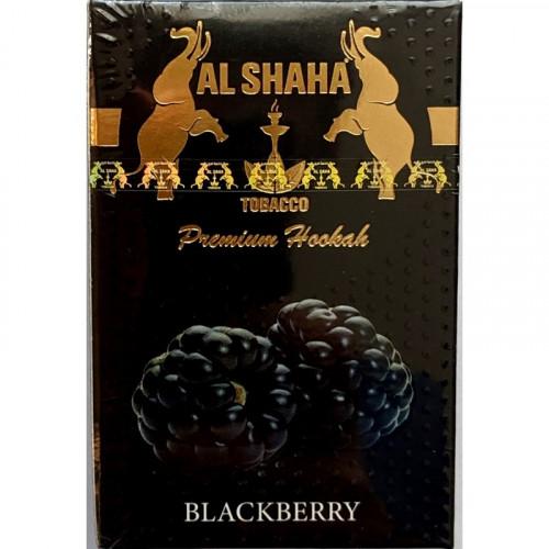Табак Al Shaha Blackberry (Ежевика) 50 грамм