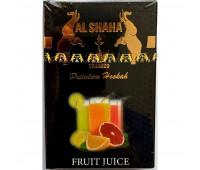 Табак Al Shaha Fruit Juice (Фруктовый Сок) 50 грамм
