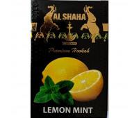 Табак Al Shaha Lemon Mint (Лимон Мята) 50 грамм