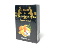 Табак Al Shaha Orange Ice (Лед Апельсин) 50 грамм