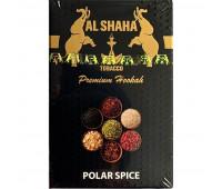 Табак Al Shaha Polar Spice (Полярные Специи) 50 грамм
