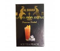Табак Al Shaha Ice Tea Peach (Ледяной чай с персиком) 50 грамм