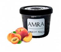 Табак Amra Moon Apricot Peach (Амра Абрикос Персик) 100 грамм