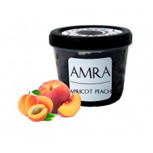 Купить Табак Amra Moon Apricot Peach (Амра Абрикос Персик) 100 грамм