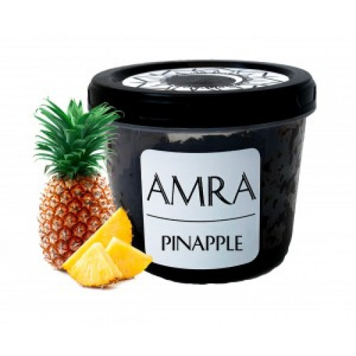 Купить Табак Amra Moon Pineapple (Амра Ананас) 100 грамм