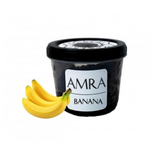 Купити Тютюн Amra Moon Banana (Амра Банан) 100 грам