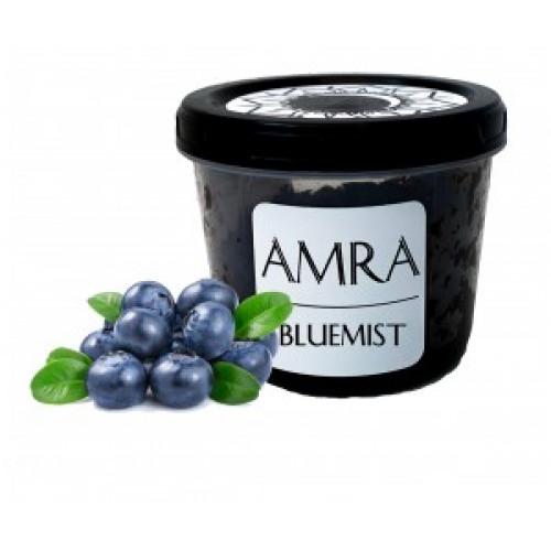 Табак Amra Moon Bluemist (Амра Черника с Мятой) 100 грамм