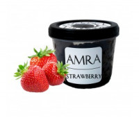 Табак Amra Moon Strawberry (Амра Клубника) 100 грамм