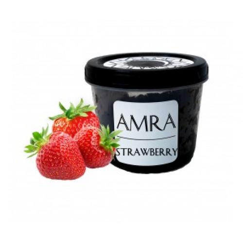 Купить Табак Amra Moon Strawberry (Амра Клубника) 100 грамм