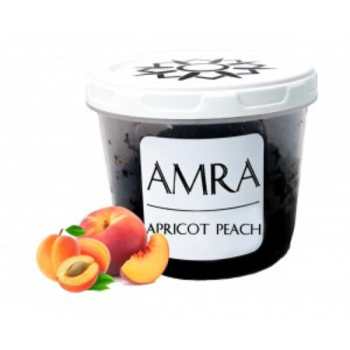 Купить Табак Amra Sun Apricot Peach (Амра Абрикос Персик) 100 грамм