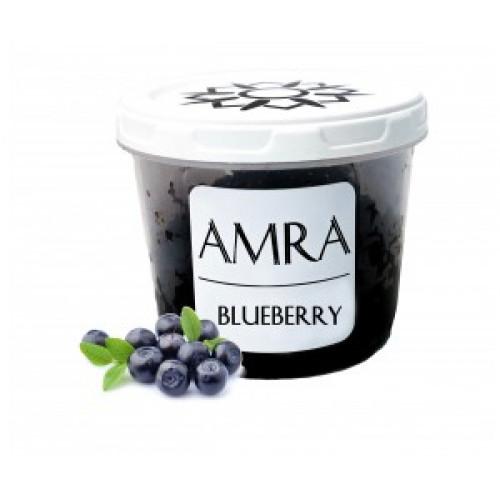 Купити Тютюн Amra Sun Blueberry (Амра Чорниця) 100 грам