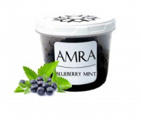 Табак Amra Sun Blueberry Mint (Амра Черника Мята) 100 грамм