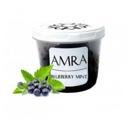 Купить Табак Amra Sun Blueberry Mint (Амра Черника Мята) 100 грамм
