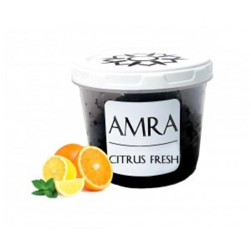 Купить Табак Amra Sun Citrus Fresh (Амра Цитрусовый Фреш) 100 грамм