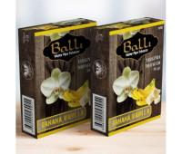 Табак Balli Banana Vanilla