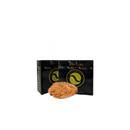 Купити Тютюн для кальяну Buta Black Cinnamon Cookie (Бута Печиво з Корицею) 20 грам