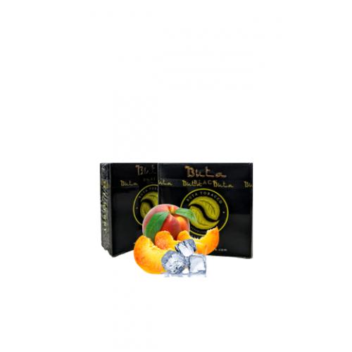Купити Тютюн для кальяну Buta Black Ice Peach (Бута Крижаний Персик) 20 грам