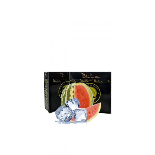 Купить Табак для кальяна Buta Black Ice Watermelon (Бута Блэк Айс Арбуз) 20 грамм