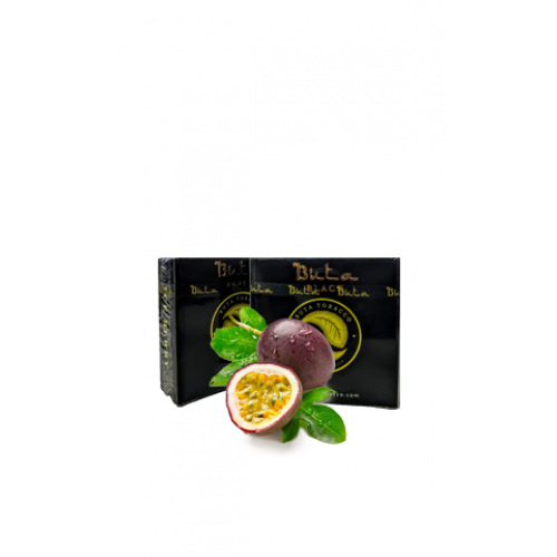 Купить Табак для кальяна Buta Black Marakuya (Бута Блэк Маракуйа) 20 грамм