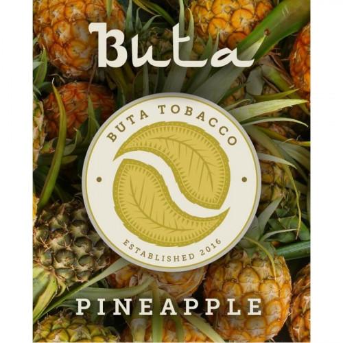 Купить Табак для кальяна Buta Pineapple NEW (Бута Ананас)