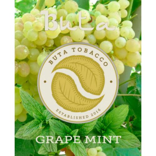 Купити Тютюн для кальяну Buta Grape Mint (Бута Виноград з М'ятою)