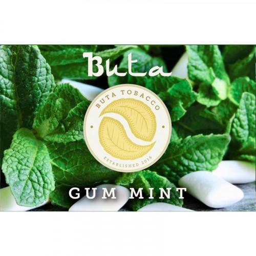 Тютюн для кальяну Buta Gum Mint (Бута Жуйка з М'ятою)