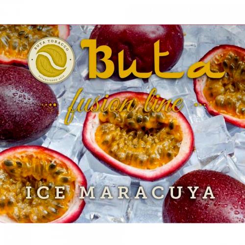 Купить Табак для кальяна Buta Fusion Iсe Maracuya (Бута Фьюжн Ледяная Маракуйя)