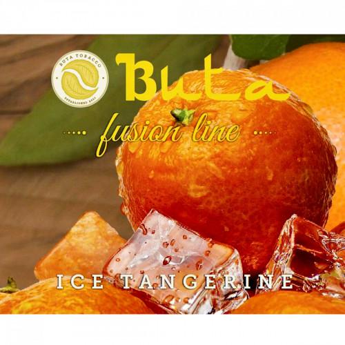 Купить Табак для кальяна Buta Fusion Ice Tangerine (Бута Ледяной Мандарин)