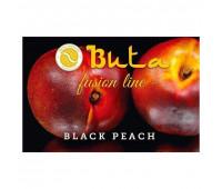 Табак для кальяна Buta Fusion Black Peach (Бута Фьюжн Черный Персик)