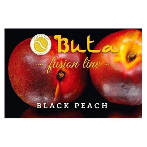 Купить Табак для кальяна Buta Fusion Black Peach (Бута Фьюжн Черный Персик)