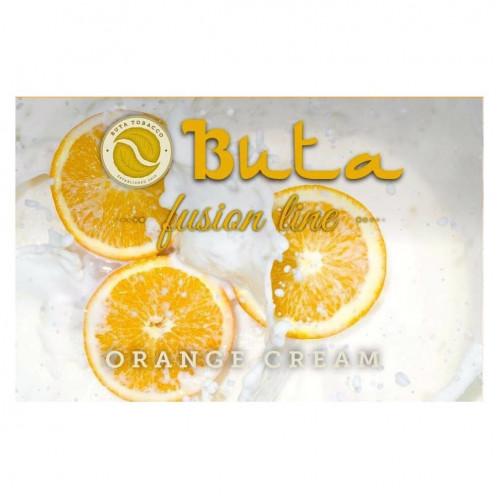 Купити Тютюн для кальяну Buta Fusion Orange Cream (Бута Фьюжн Апельсинове Морозиво)
