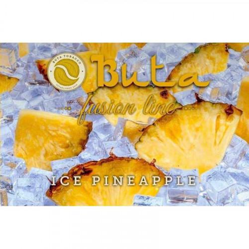 Купить Табак для кальяна Buta Fusion Ice Pineapple (Бута Фьюжн Ледяной Ананас)
