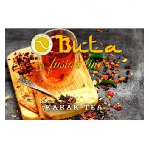 Купити Тютюн для кальяну Buta Fusion Karak Tea (Бута Карак Чай)